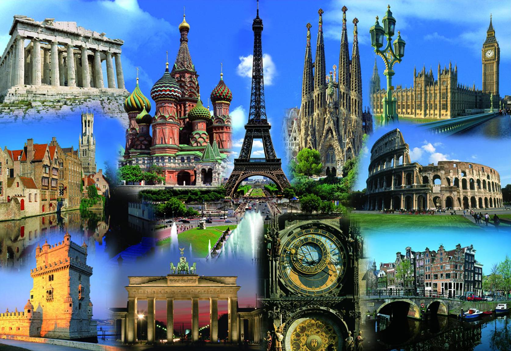 презентация на тему путешествие по зарубежной европе
